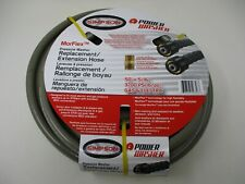 "50' 5/16"" 3700 PSI Simpson Pressure Washer Hose Morflex Cold Water 41109"