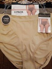 XL  UNDER WEAR? Shaping Shorts - Firms & Slims Tummy Area - NEW - 3 Pack