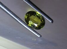 AAA NATURAL PARTI SAPPHIRE WITH CERTIFICATE