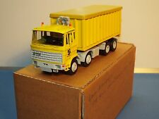 Smith Auto Model of the 1.48 scale FTF 8 wheeled bulker VNMB