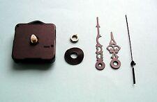 Reloj de Cuarzo Mega-Kit con movimiento de 80mm negro manos Serpentina Eje Largo