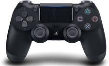 Controlador Inalámbrico Sony DualShock 4 Playstation 4 Jet Negro (CUH-ZCT2U)