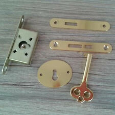 1 set Furniture Door Lock With Key Drawer Cabinet Wardrobe Cupboard Hardware