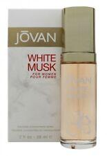 JOVAN WHITE MUSK EAU DE COLOGNE 59ML SPRAY - WOMEN'S FOR HER. NEW
