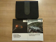 BMW M6 Gran Coupe Owners Handbook/Manual and Pack 13-15