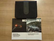BMW M6 Gran Coupe Propietarios Manual/manual y paquete de 13-15