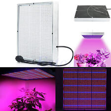 1365 LED 120w Grow Light Lamps Full Spectrum Indoor Garden Quad-band Plant Panel