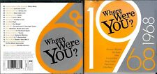 1968 Where Were You? cd- Canned Heat,Lulu,Keith West,Hollies,Deep Purple +
