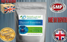 THYROID FUNCTION CONTRIBUTES TO THE NORMAL THYROID FUNCTION WITH VIT D3 PILLS