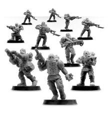 Renegade Militia Conversion Set #10 Forge World Chaos Vrax Space Marines