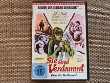 DVD SIE SIND VERDAMMT (Science Fiction Horror Klassiker) deutsche 1. Auflage