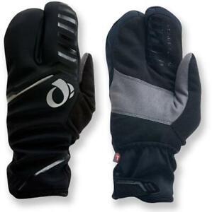 Pearl Izumi P.R.O. AMFIB Lobster Cycling Gloves 14341508 Color Black XX-Large