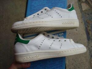Adidas Stan Smith NEUVE DE STOCK Vintage 70's made in France w/ BOX 3,5 US 36