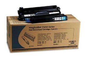 Original Bildtrommel Konica Minolta MagiColor 7300 / CYAN 1710532-004 Print Unit