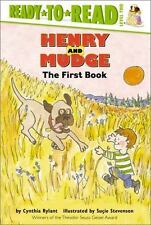 Henry and Mudge: The First Book (Henry & Mudge)-ExLibrary