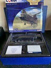 Corgi 1:72 Boeing Vertol Chinook HC.3 ZH904 RAF No18 Squadran Odham 2013 AA34213