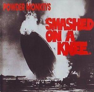 Smashed on a Knee by Powder Monkeys  CD..NEW & SEALED   V1