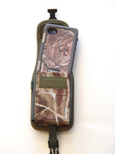 Holster Pouch/Clip iPhone 4/4S & 5/5S For Otterbox Armor Series Case - Camo