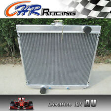 Aluminum Radiator for Ford XY XW 302 GS GT 351 cleveland 1969-1972