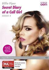 Secret Diary Of A Call Girl : Series 4 (DVD, 2011). Ex-Rental