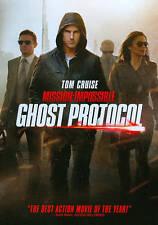 Mission: Impossible - Ghost Protocol (DVD, 2012, Includes Digital Copy; UltraVio