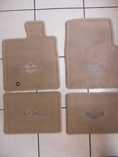 PREMIUM CARPET FLOOR MAT KIT 2005-2008 FORD F-150 KING RANCH OEM BRAND NEW!