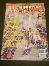 MINIATURE WARGAMES - POLISH ARMY 1796-1815 - SEPT 1998 # 184