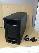 Bose PS48 III Subwoofer. bose lifestyle 48,35. V30, V35.+power cord. Tested 100%