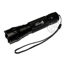 New UltraFire Tactical WF-501B CREE R5 LED 340 Lumens 5Mode Flashlight Torch