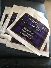 Depeche Mode 5 X 1993 Promo Bags Songs Of Faith And Devotion