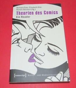 Theorien des Comics - Ein Reader - Eder, Klar, Reichert (Hrsg.) -- TB