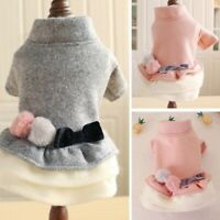 Small Pet Coat Dog Jacket Clothes Dress Puppy Cat Sweater Coat Clothing Apparel