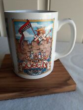 1992 Mary Engelbreit Ink The Queen Of Everything Coffee Tea Mug 11 oz
