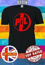 Pil Public Image Limited Logo Men Women Unisex T-shirt Vest Top 2972