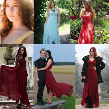 Ever-Pretty US Chiffon High-low Bridesmaid Dress Long Formal Evening Gown 09983