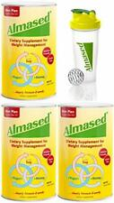 Almased Meal Replacement Shake Plant Based Powder for Weight Loss Management 3 P