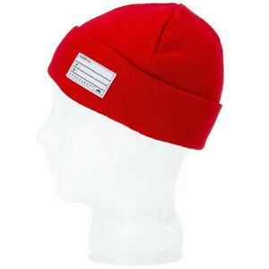 Spacecraft Property of Beanie Unisex Knit Cap One Size Red BRAND NEW