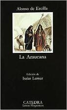 La Araucana. NUEVO. Nacional URGENTE/Internac. económico. LITERATURA CLASICA