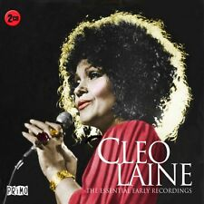 Cleo Laine ESSENTIAL EARLY RECORDINGS Best Of 40 Songs MUSIC COLLECTION New 2 CD