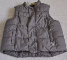 Next Boys 3-4 Years Brown Body Warmer, Great Condition
