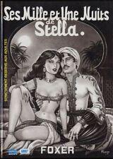 BD adultes Stella Les mille et une nuits de Stella International Presse Magazine