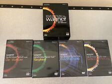 RICHARD WAGNER DER RING DES NIBELUNGEN 7 DVD BOXSET 2 NEW SEALED