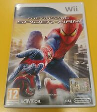 The Amazing Spiderman GIOCO WII VERSIONE ITALIANA