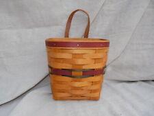 Large Key Wall Hanging Basket Royce Craft Basket 1995