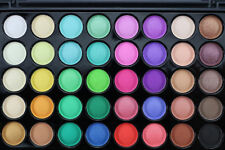 Multicolored Matte Eyeshadow Kit Palette - 40 Colors - Cools