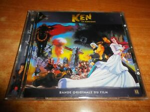 KEN LE SURVIVANT VOL. 11 BANDA SONORA CD ALBUM 2002 FRANCIA HOKUTO NO KEN RARO