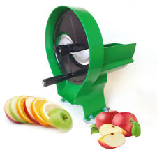 Hand-operated Fruit Vegetable Tomato Slicer / Cutter / Slicing Machine
