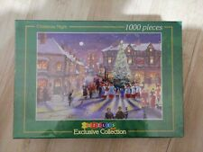 Puzzles Plus 1000 Piece Christmas Night Jigsaw Puzzle New And Sealed