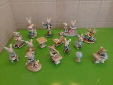 More details for peter rabbit porcelain figurine characters - beatrix potter peter rabbit