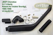 JEEP Cherokee XJ / Liberty - Snorkel / Raised Air Intake 1985-2000 VC34JE0101